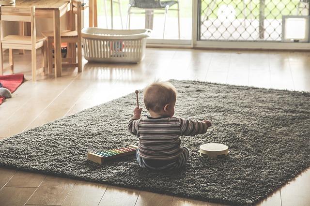 赤ちゃんの部屋に空気清浄機は必要?