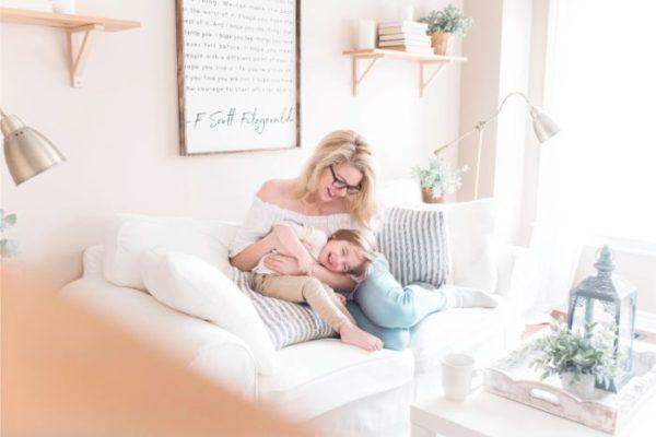 赤ちゃん きれいな部屋