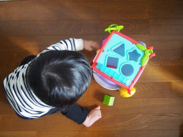 バイリンガル ラーニング ボックス 赤ちゃん