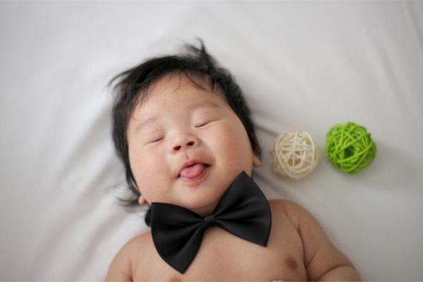 赤ちゃん ボール