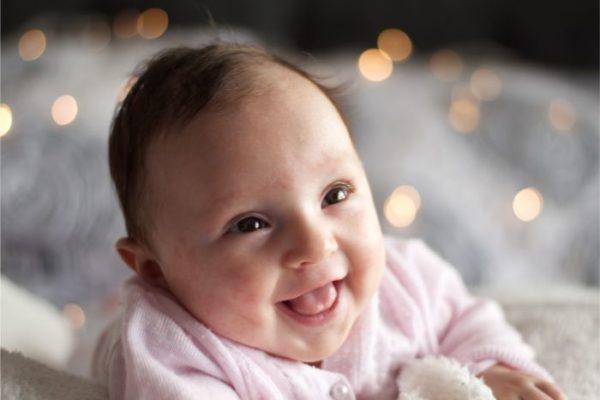 赤ちゃん 幸せ