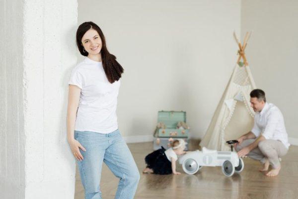 子育て中に部屋をキレイに保つコツ