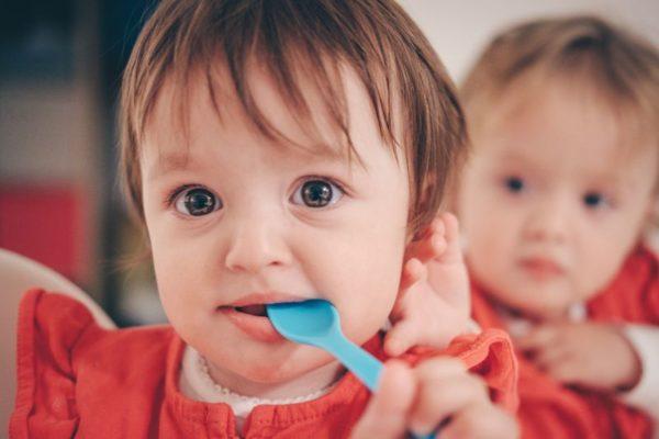 赤ちゃんの離乳測