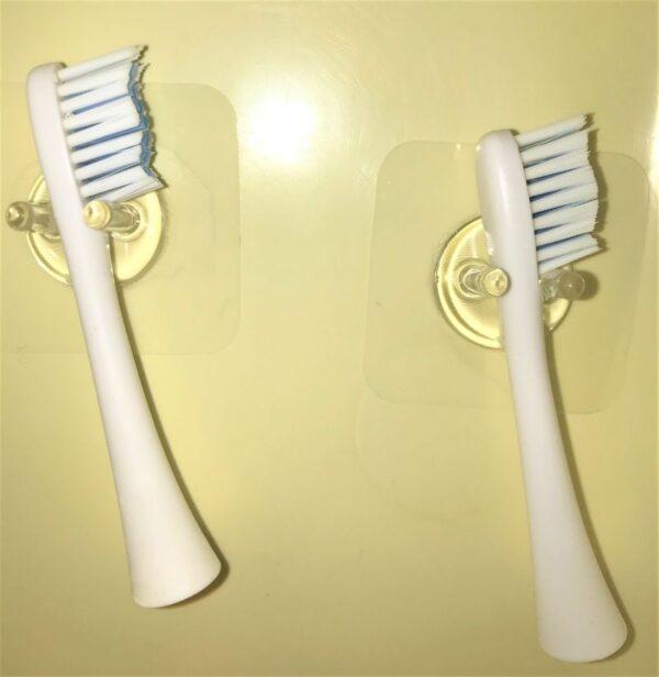 100均の歯ブラシ置き